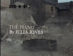Play for Today: The Piano by Julia Jones
