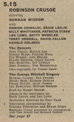 Radio Times, 25th December 1964