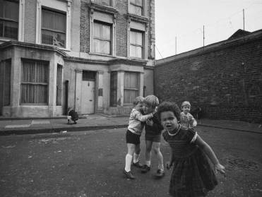 Children playing in Rillington Place