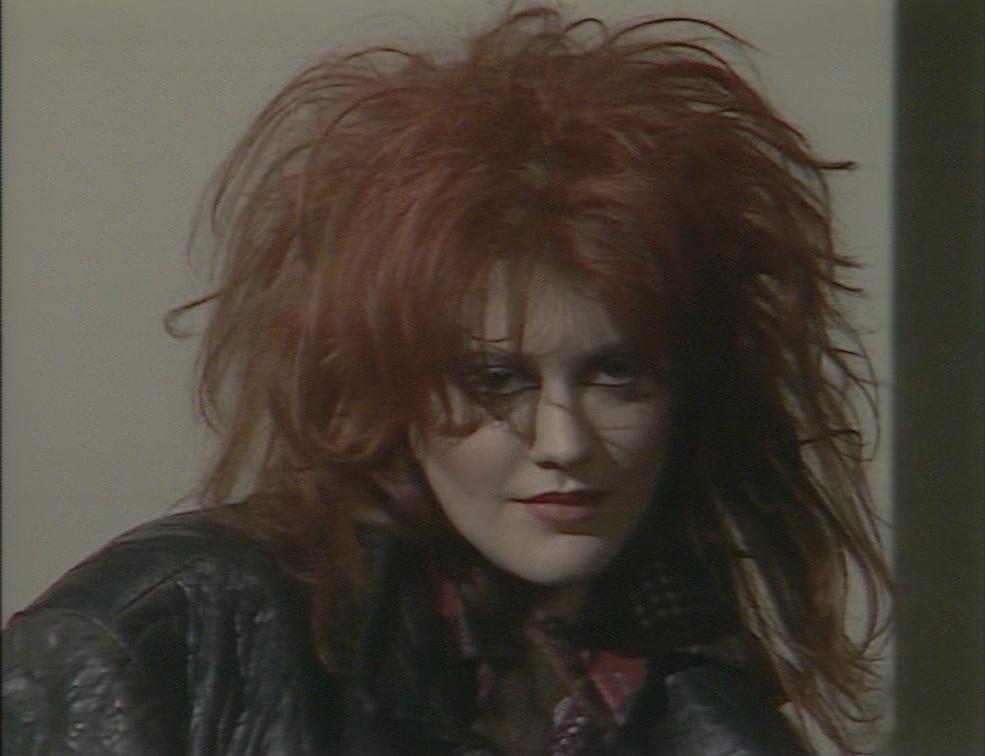 Lowri-Ann Richards as Ginger